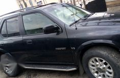 Clean Honda Passport 2003 Black for sale