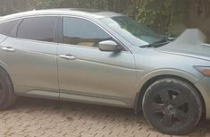 Clean Used Honda Accord Crosstour 2010 Green for sale