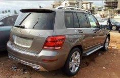 Mercedes-benz GLK 2014 Gray for sale