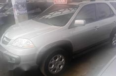Acura MDX 2001 Silver for sale