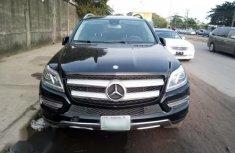 Mercedes Benz GL450 2013 Black for sale