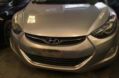 Hyundai Elantra 2013 Gray for sale