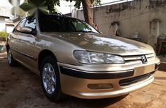 Peugeot 406 D8 2000 Gold for sale