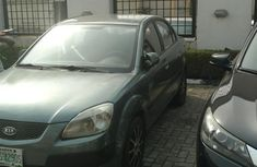 Nigeria Used Kia Rio 2004 Gray for sale