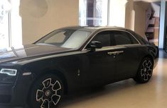 Rolls-Royce Silver 2019 Black for sale