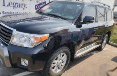 Registered Toyota Land Cruiser 2014 Black for sale