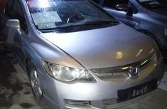 Honda Civic 2006 Gray for sale