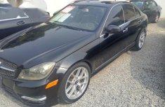 Super Clean Mercedes-Benz C250 2013 Black for sale