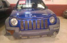 Jeep Liberty Sport 2003 Blue for sale