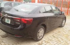 Used Toyota Avensis 2018 Black for sale