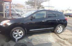 Nissan Rogue 2011 Black for sale