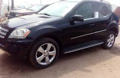 Tokunbo Mercedes Benz GL-Class 2011 Black for sale