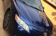 Neatly Used Toyota Camry 2008 Upgraded To 2010 Blue for sale