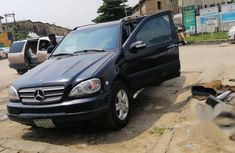 Mercedes Benz ML350 2005 Black for sale