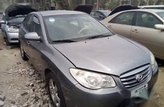 Clean Hyundai Elantra 2009 Gray for sale