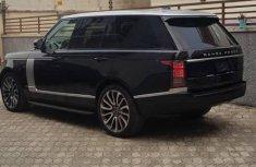Land Rover Range Rover Vogue 2014 Black for sale