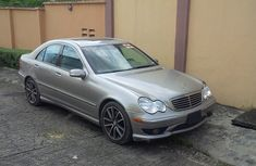 Super Neat  M.benz C230 Kompressor 2005 Model for sale