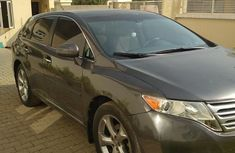 Clean Toyota Venza 2009 Gray for sale