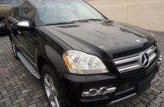 Mercedes-benz Gl450 2009 Black for sale