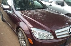 Mercedes-benz C300 2008 Brown for sale