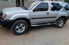 Cheap Neatly Used Nissan Xterra 2003 Silver For Sale