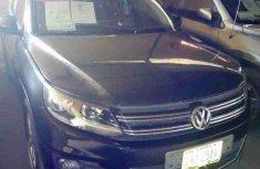 Volkswagen Tiguan 2012 Blue For sale