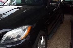 Clean Mercedes-Benz M Class ML350 2015 Black for sale