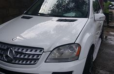 Mercedes Benz GL450 2007 White for sale