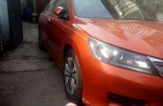 Used Honda Accord 2013 Orange for sale
