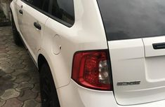 Ford Edge 2012 White for sale