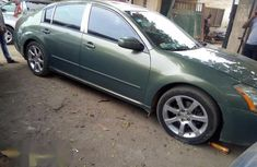 Nisan Altima 2006 Green for sale