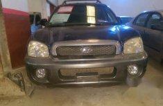Hyundai Lantra 2004 Blue for sale