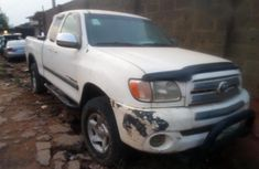 Toyota Tundra 2002 White for sale