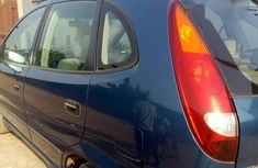 Used Nissan Almera 2002 Blue for sale