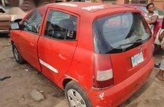 Kia Picanto 2003 Red for sale