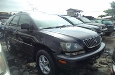 Fresh Tokunbo Lexus RX300 2008 Black For Sale