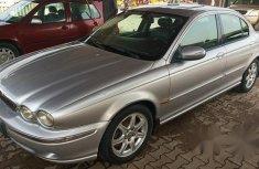Jaguar X-type 2003 Silver