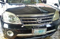 Used Nissan X-Trail 2007 Black for sale