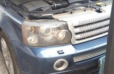 Cheap Land Rover Range Rover Sport 2006 Blue for sale