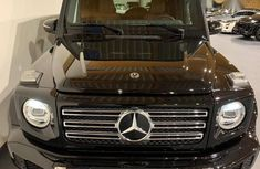 Mercedes Benz G500 2019 Black