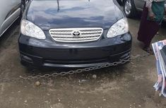 Toyota Corolla 2007 Black for sale