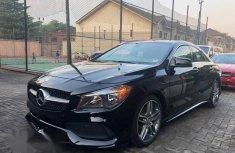 Mercedes-Benz CLA-Class 2017 Black for sale
