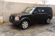 Land Rover LR3 HSE 2007 Black for sale