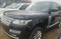 Range Rover Vogue 2014 Black