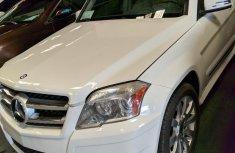 Super Clean Mercedes Benz GLK 350 2011 White for sale
