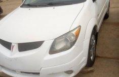 Pontiac Vibe 2003 White for sale