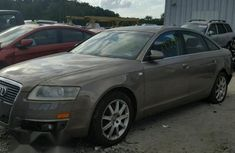 Tokunbo Neat Audi A6 2006 Gold For Sale