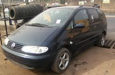 Very clean and sharp Volkswagen Sharan