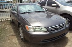 Tokunbo 2001 Toyota Camry For Sale.