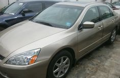 Tokunbor Honda accord 2005 for sales